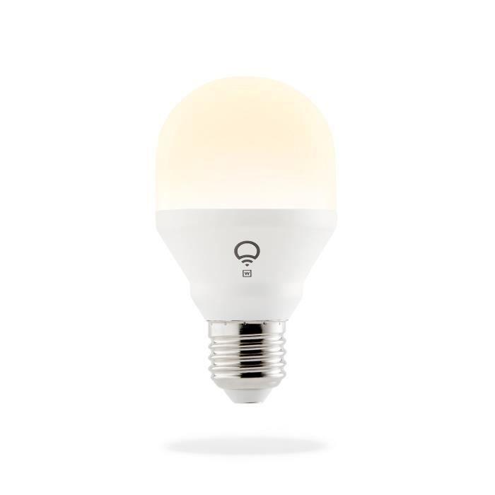 LIFX Mini White Wi-Fi LED Light Bulb E27