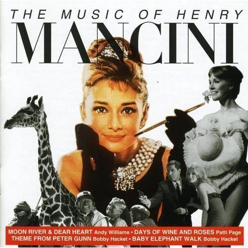 CD AMBIANCE - LOUNGE Music of Henry Mancini - Music of Henry Mancini