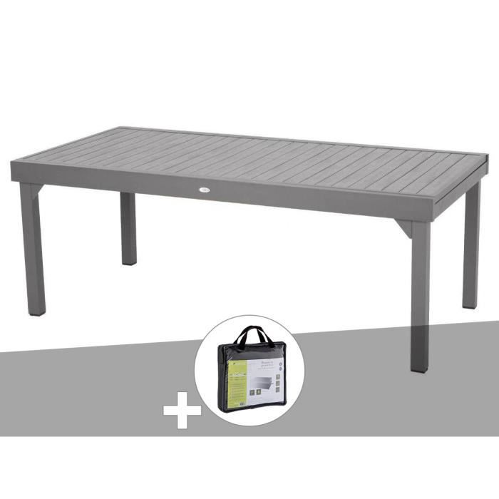 Composite Extensible 610 Noirtonka Table Piazza Places T1c3lFJK