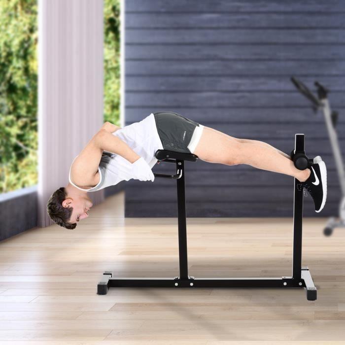 Banc Appareil De Musculation Chaise Romaine Hauteur Reglable 5