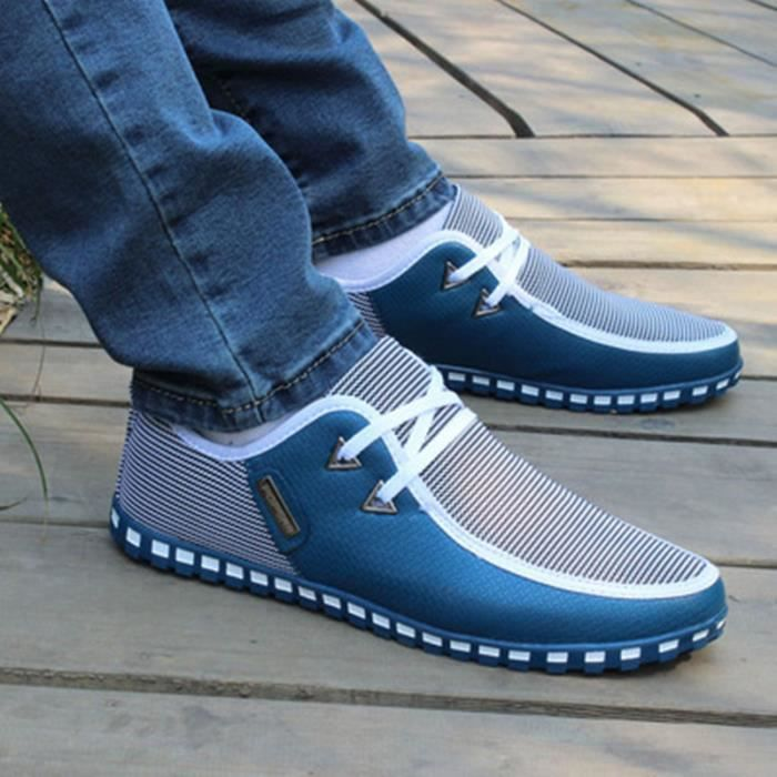 Chaussures Casual Pois Chaussures Angleterre Homme Cuir de Chaussures de Grande Taille hommes XKzRTYm