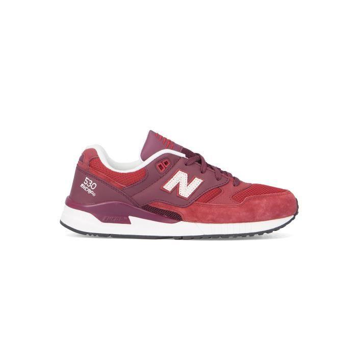 meilleure sélection 0d5c6 f851d NEW BALANCE - Sneakers 530 pour homme Rouge - Achat / Vente ...