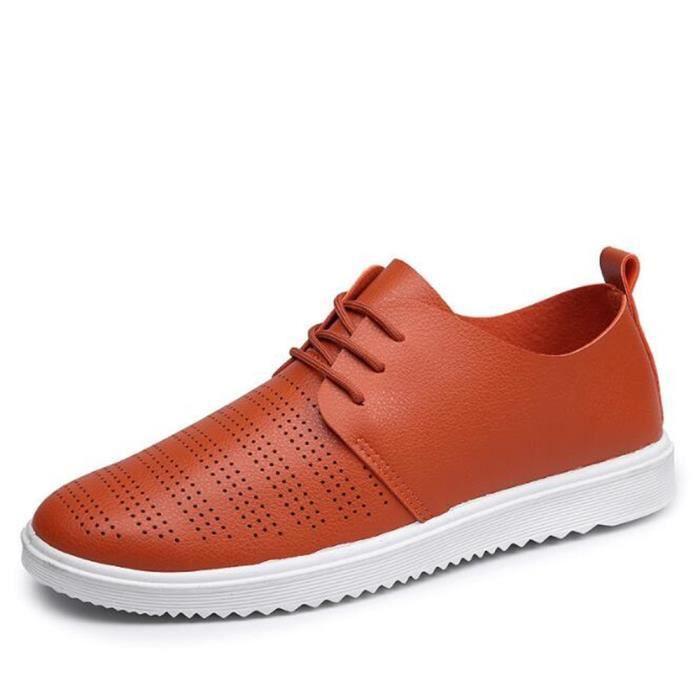 Sneaker homme Classique Confortable Sneakers 2017 ete Nouvelle Mode Qualité Supérieure Moccasins Grande Taille Jl6Ys