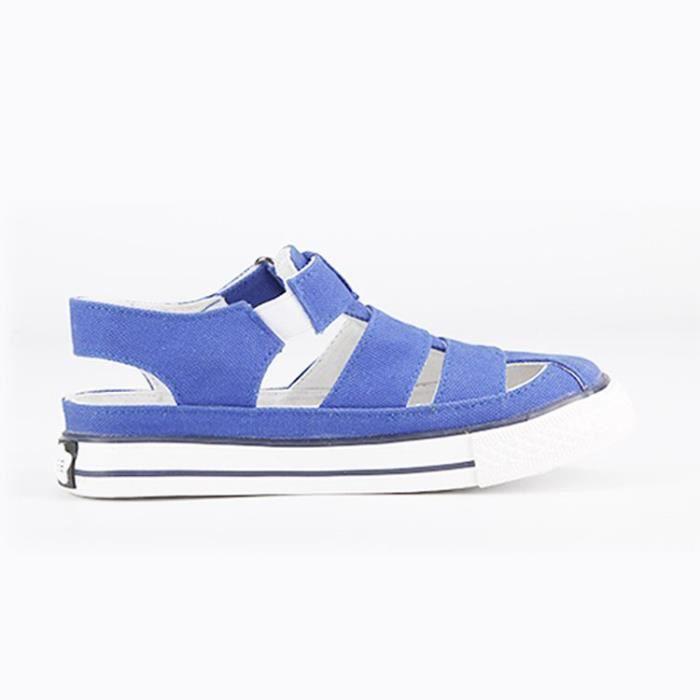 Basket Chaussures de toile d'été pour enfants Chaussures de sport respirantes Chaussures de sport casual Chaussures de course bKoFTpo72