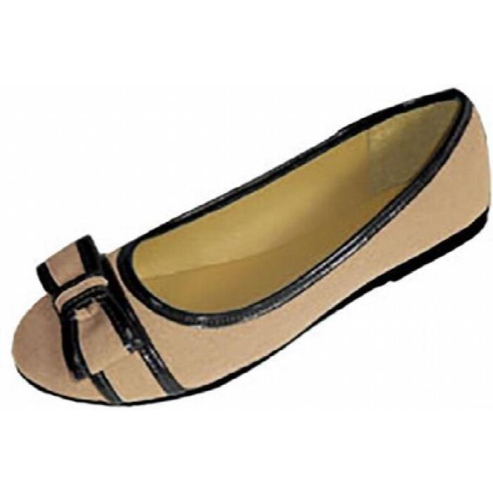 Chaussures Femmes 18 Toile Ballerines Ballerines Chaussures ABGDU Taille-40 GkL09IJt0X