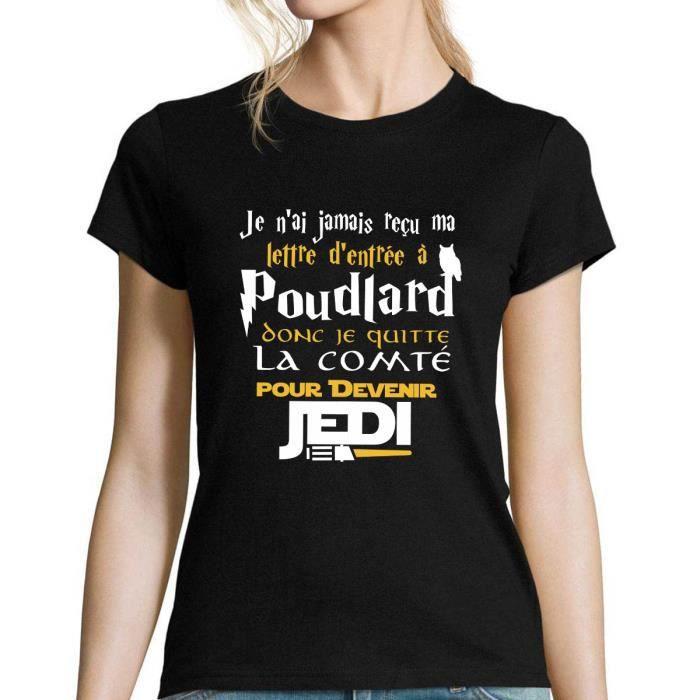 4c1c512486 Humour Col T Des V Anneaux Femme JediSeigneur Poudlard Shirt 8n0kwOP