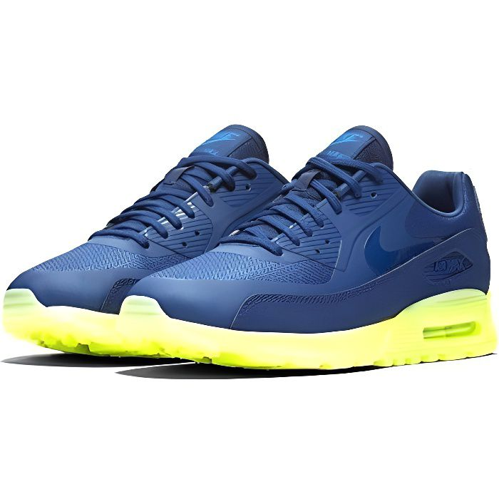 NIKE Femmes Air Max 90 Chaussures Ultra course J7E04 Taille 38 1 2