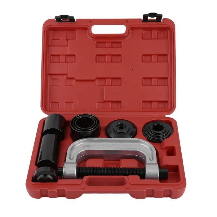 9pcs Professional Ball Joint Remover Installer Séparateur Kit De Réparation De Voiture Set
