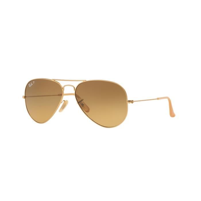 083f72c864545e Lunettes de soleil Ray Ban Aviator RB3025 112-M2 Taille  55 - Achat ...