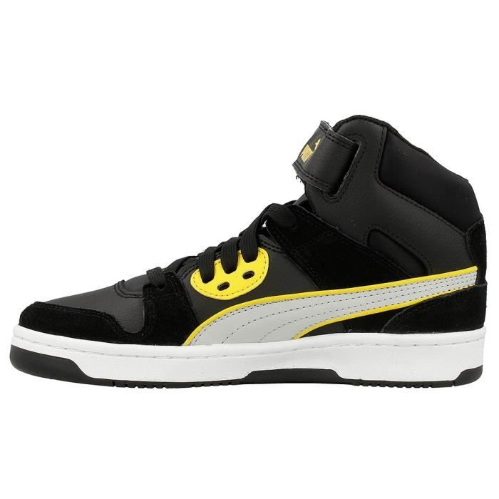 Chaussures Puma Yellow bleues Casual unisexe 5fH4j