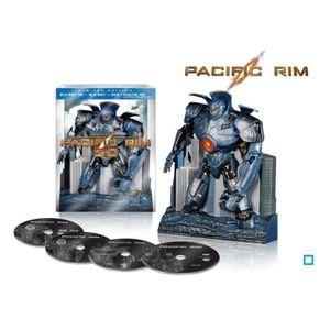 BLU-RAY FILM Blu-Ray 3D Pacific Rim - Packaging en relief