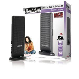 ANTENNE RATEAU Antenne TNT conception d'intérieur avec filtre LTE