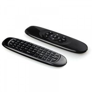 CLAVIER D'ORDINATEUR Adroit 2.4 G Sans Fil Keyboard Remote Control Air