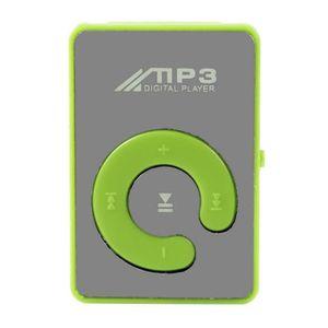 LECTEUR MP3 Damai ®Mini Clip Fleur Motif Lecteur MP3 Musique M