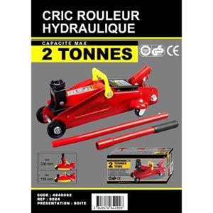 CRIC Cric rouleur Hydraulique 2T