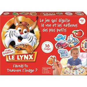 MÉMORY EDUCA Mon Premier Lynx 36 Images
