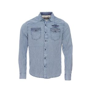 homme Vente industries Petrol Achat Chemise Chemise Petrol 4RTqw4AE