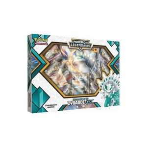 CARTE A COLLECTIONNER Coffret Ete 2018 - Zygarde Gx - Asmodee - Version