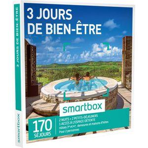 COFFRET SÉJOUR Coffret Cadeau - 3 jours de bien-être - Smartbox