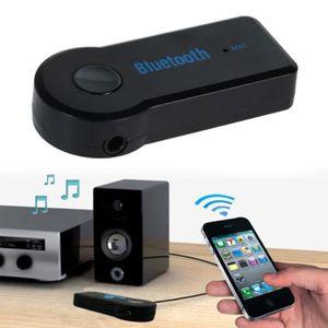 Récepteur audio 3.5MM sans Fil Bluetooth AUX Audio Stéréo Musique