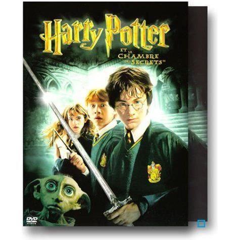 DVD FILM DVD Harry Potter et la chambre des secrets