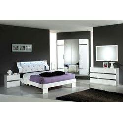 Chambre adulte complète design ROMANCE - AYUD - Achat / Vente ...