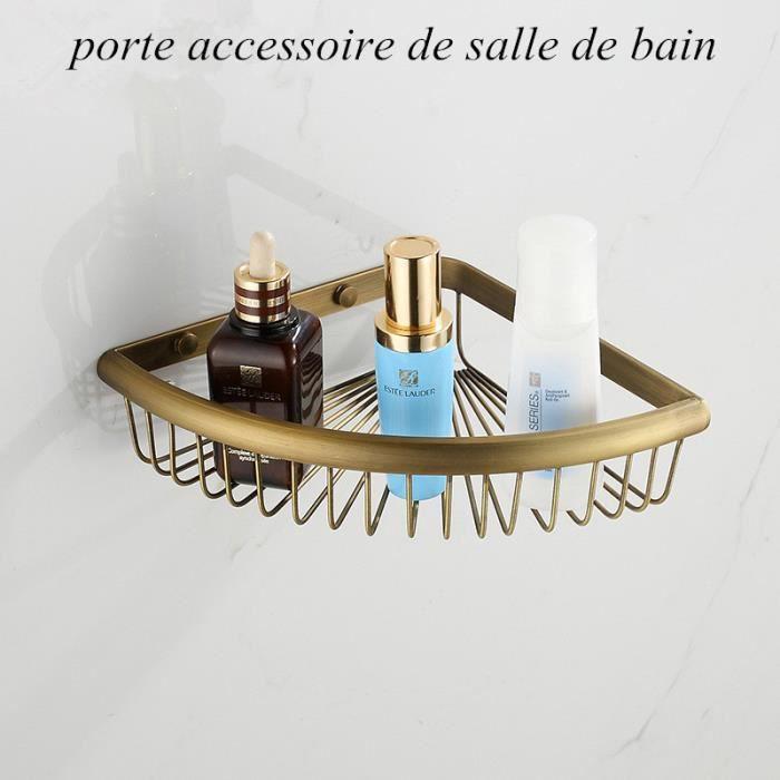accessoires salle de bain retro achat vente pas cher. Black Bedroom Furniture Sets. Home Design Ideas