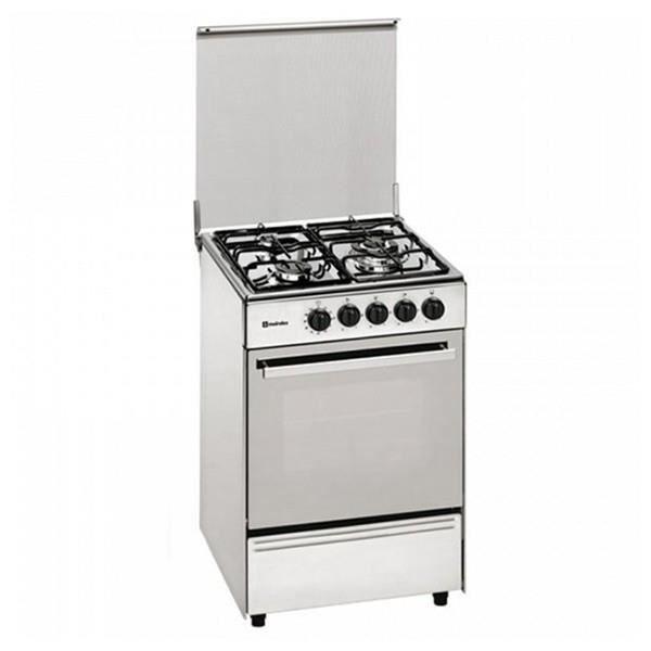 plus récent 3f589 be753 Cuisinière au gaz butane Meireles E531X 60 cm 59 L Acier inoxydable (3  Cuisinière)