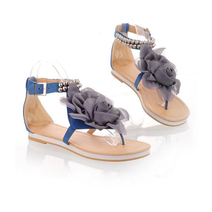 Des sandales Des chaussures plates Les Chaussures pour Femmes 2016 nouvelles sandales QGGMM3DJg