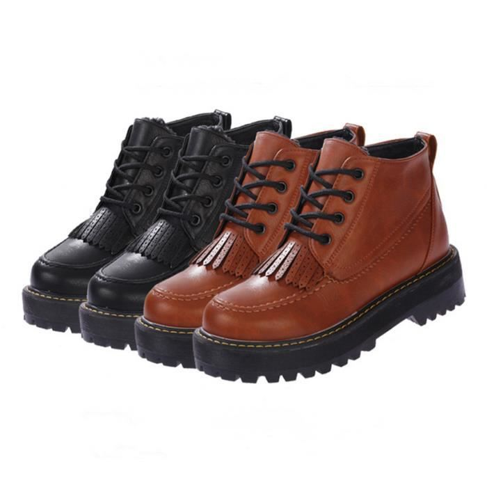 Chaussures hiver nouveau houppe Martin bottes c... IhpDBjoiV