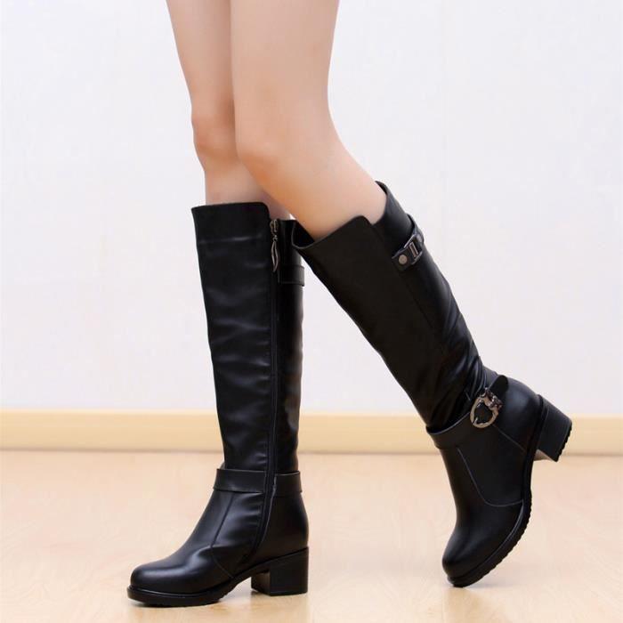 Longs Bottes / Bottes d'hiver Femme In bottes e... swdNN3DgsO