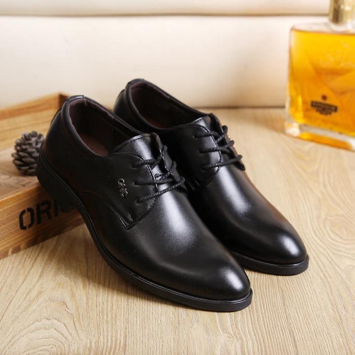 Homme Chaussures de Ville à Lacets Oxford 3yOXFME3