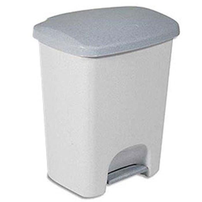 poubelle p dale en plastique 25 l achat vente. Black Bedroom Furniture Sets. Home Design Ideas