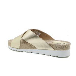 Sandales pour Garçon et Fille XTI 53111 METALIZADO CHAMPAN JK53QJDv