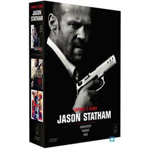 DVD FILM COFFRET STATHAM /V 3DVD