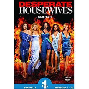 DVD SÉRIE DESPERATE HOUSEWIVES saison 4 partie 1, Coffret 3