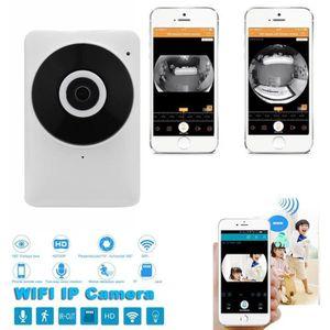 ÉCRAN VIDÉOSURVEILLANCE Moniteur WiFi intelligent de caméra de sécurité à