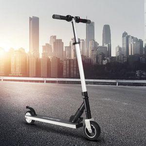 TROTTINETTE ELECTRIQUE Megawheels scooter électrique pliant adulte pour s