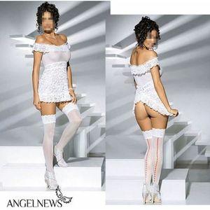 ENSEMBLE DE LINGERIE Sous-vêtements Lingerie Dress Sexy Femmes Nuisette