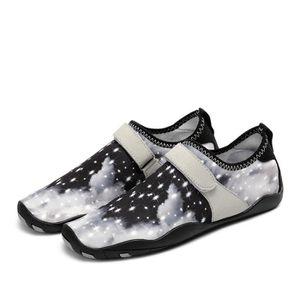 SANDALE - NU-PIEDS Chaussure de Plongée Chaussons de Plage Chaussons