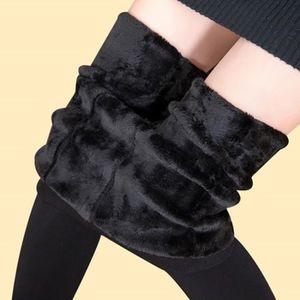 LEGGING Femme Legging Pantalon Hiver Fille Collant Thermiq f54d7f04f1b
