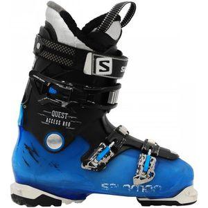 CHAUSSURES DE SKI Chaussures de ski Salomon Quest access R80 bleu