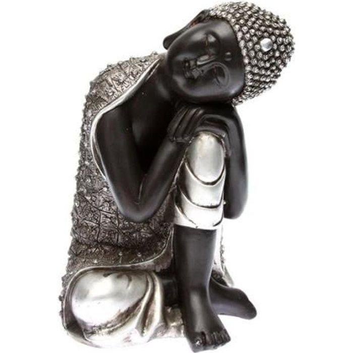 statue bouddha zen achat vente pas cher. Black Bedroom Furniture Sets. Home Design Ideas