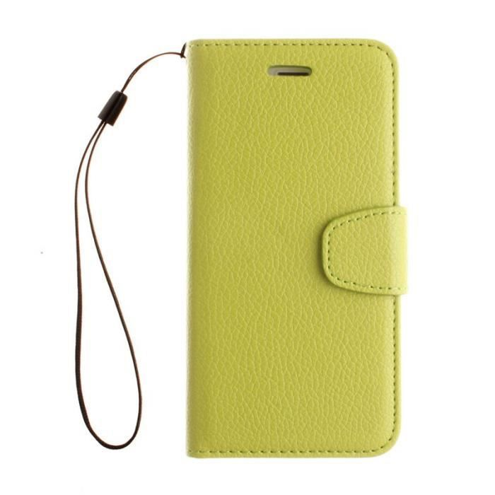 coque iphone x portefeuille cuir
