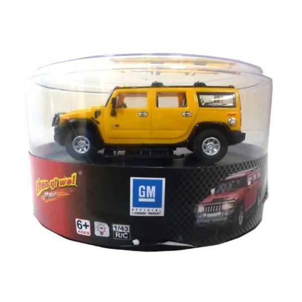 Hummer H2 radiocommandé 1 43 jaune - Qualité COOLMINIPRIX® - Achat ... be530d48489a
