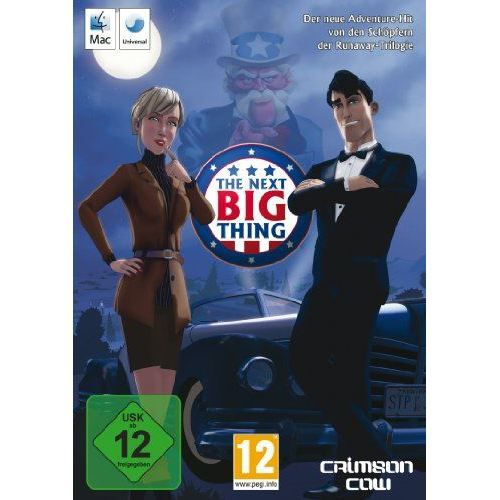 JEU PC The Next Big Thing [import allemand]