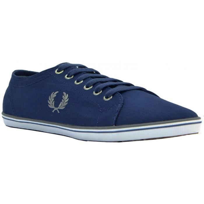 Basket Fred PerryKingston French Navy