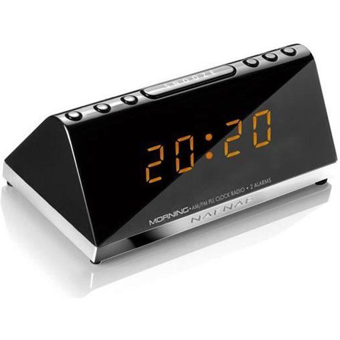 Radio-réveil Nafnaf Morning V2