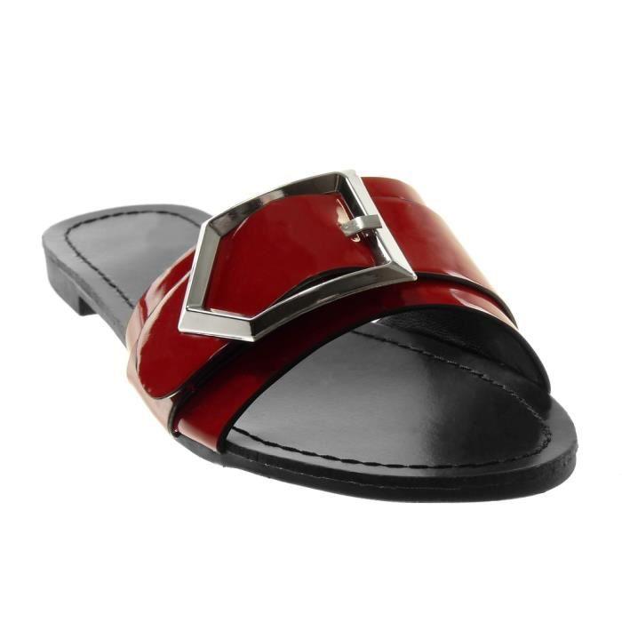 Mocassin Femmes Mode Loafer Detente Classique Chaussures BWYS-XZ088Noir40 jcyh7oyt
