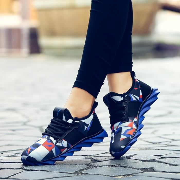Chaussures Sneakers Sneakers Chaussures Bleu Sneakers Homme Chaussures Bleu Homme Bleu Homme Sneakers BAxqp5